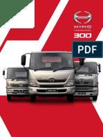 Hino 300 Series Brochure