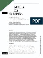 La Energía Eólica España-1995