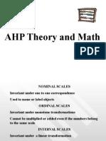Lect5 Math AHP