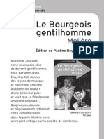 le Bourgeois gentillhomme