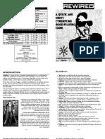2- Rewired Booklet