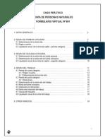 Caso Practico Personas Nataurales (Fv Nro 691 _ Renta de Primera, Segunda, Cuarta y Quinta Categoría)