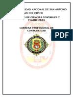 Universidad Nacional de San Antonio Abad Del Cuscouniversidad Nacio
