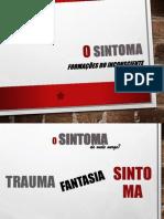 SINTOMA freudiano