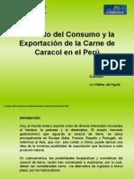Fomento Del Consumo y La Export de Carne Caracol