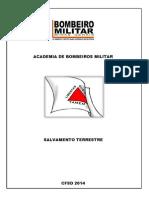 Academia de Bombeiros Militar_Nós e amarrações