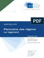 Panorama 2011 Logement