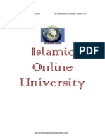 Foundation of Islami Study Module 2 (4/4) Last file in Module 2
