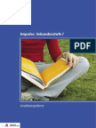 PDF Lesekompetenz Sekundarstufe i