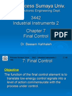 Chapter 07 Final Control