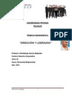 Trabajo Grupal Direccion y Liderazgo - Copia