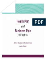 Ahs 2013 16 Health Business Plan Ppt