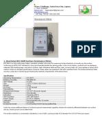 Surface Resistivity Meter-Boschstat