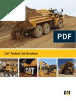 Catepillar Product Line