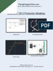 CADWorx 2013 Production Modeling