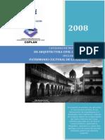 CATÁLOGO DE ARQUITECTURA CIVIL CUSQUEÑA DECLARADA COMO MONUMENTO DE LA NACIÓN DENTRO DEL CHC.pdf