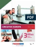 Catalogo Circuitos Europa 14