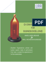 CII Exim Bank Excellent Award