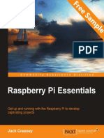 Raspberry Pi Essentials - Sample Chapter