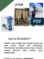 Rancangan Bioreaktor Dan Kontrol Proses Fermentasi