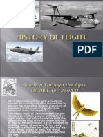 History of Flight.ppt