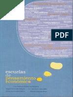 2006 Perdices de Blas - Escuelas de Pensamiento Económico