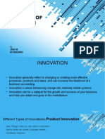 Attributes of Innovation