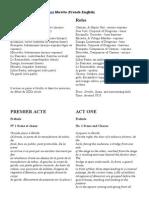 Georges Bizet - Carmen (French–English)