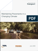 EngleskaDOBROMaintaining Pavements in a Changing Climate