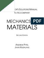 Wrg-1615] mechanics of materials 4th edition solution manual pdf.