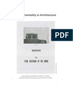 Monumentality in Architecture-libre