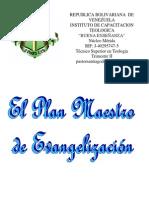 TST II Evangelismo