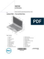 User Guide - Dell E7 Series Laptop