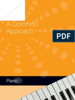 A Common Approach Piano Complete