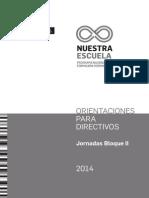 Orientaciones Directivos Bloque II Sep 2014 (1)