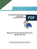 Laboratorio de Ingenieria Mecatronica II-modulo Fp-120