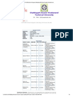 CSVTU BE & B.arch Regular & Backlog 2014 Exam Results_ Schools9
