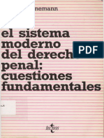Bernd Schunemann - El sistema moderno del derecho penal.pdf