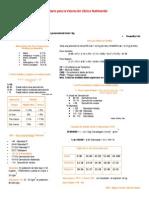 Formulario para la Valoración Clínico Nutrimental (Autoguardado)