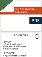 estimationandquantitysurveying-140222160341-phpapp01