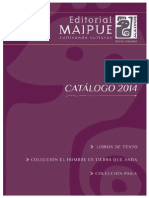 Catalogo Maipue 2014