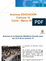EDUCACIÓN C15 - DEFINITIVA