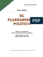 El Planeamiento Politico