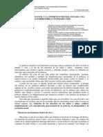 Políticas y Problemas Sociales de la infancia en Santiago del estero Argentina