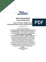 Brit Hadasha El Pacto Nuevo 1