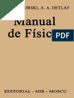 Manual de Física