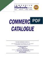 Commercial Catalogue Kompanija Sloboda Ad