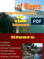 Role of Rivers