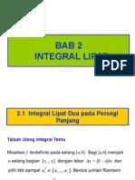 Integral Lipat