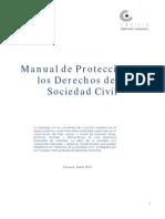 Manual de Protección de Los DDDHH de La SC